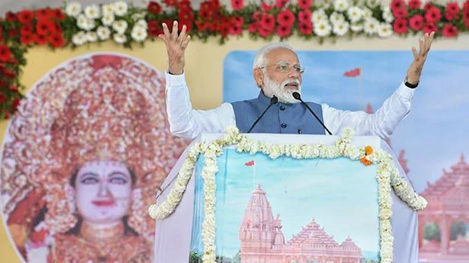 பாஜக-அதிமுக கூட்டணி.... பிரதமர் நரேந்திர மோடி தமிழகம் வருகை...!