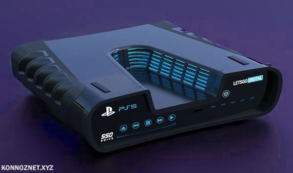 واجهة PlayStation 5