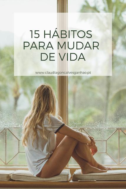 hábitos para mudar de vida