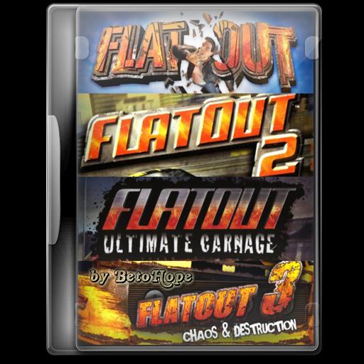 FlatOut Complete Pack Full Español