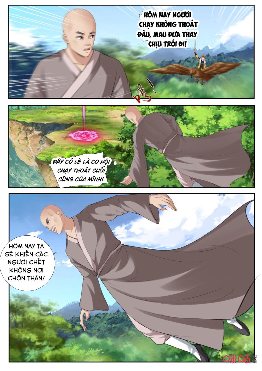 Cửu Tinh Thiên Thần Quyết chap 175 - Trang 13