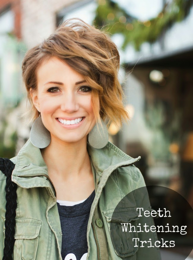 5 Tips to Whiten Your Teeth