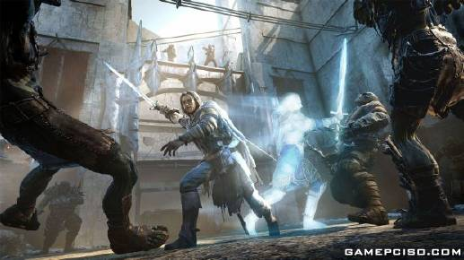 Middle Earth Shadow of Mordor Game of the Year Edition ...