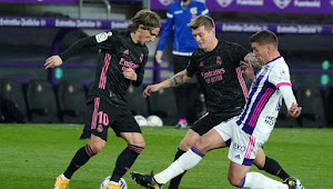 Prediksi Skor Real Valladolid vs Real Madrid 21 Februari 2021