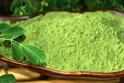 review minuman serbuk dari daun kelor organik, kelorina moringa super drink