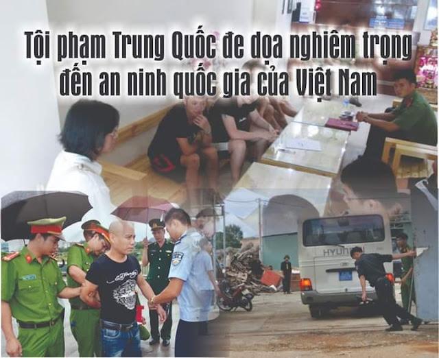 """Luật dẫn độ: biến Việt Nam phải """"hố rác"""" chứa tệ nạn của người Trung Quốc?"""