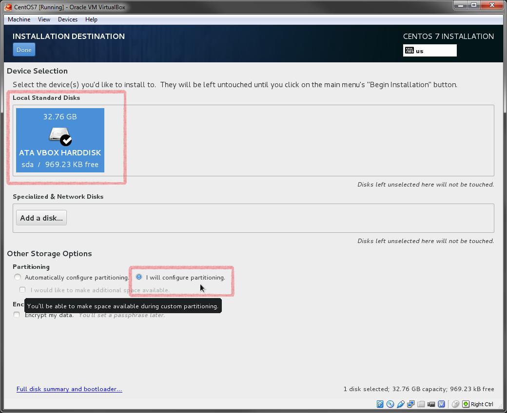How To Install CentOS 7 | Ravinder Jaiswal - IT