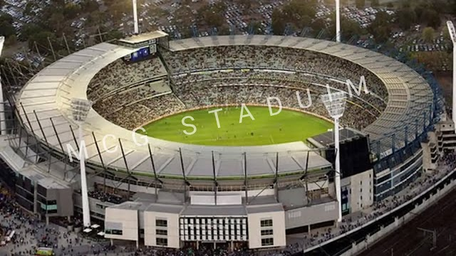 MELBOURNE CRICKET STADUIM PITCH REPORT