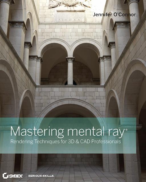 Mastering mental ray_book