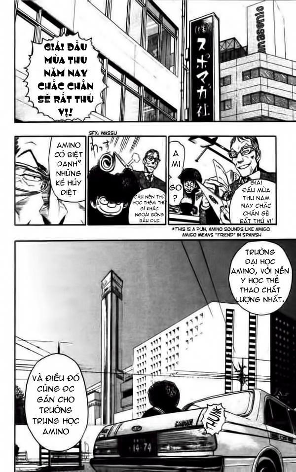 Eyeshield 21 chapter 78 trang 4