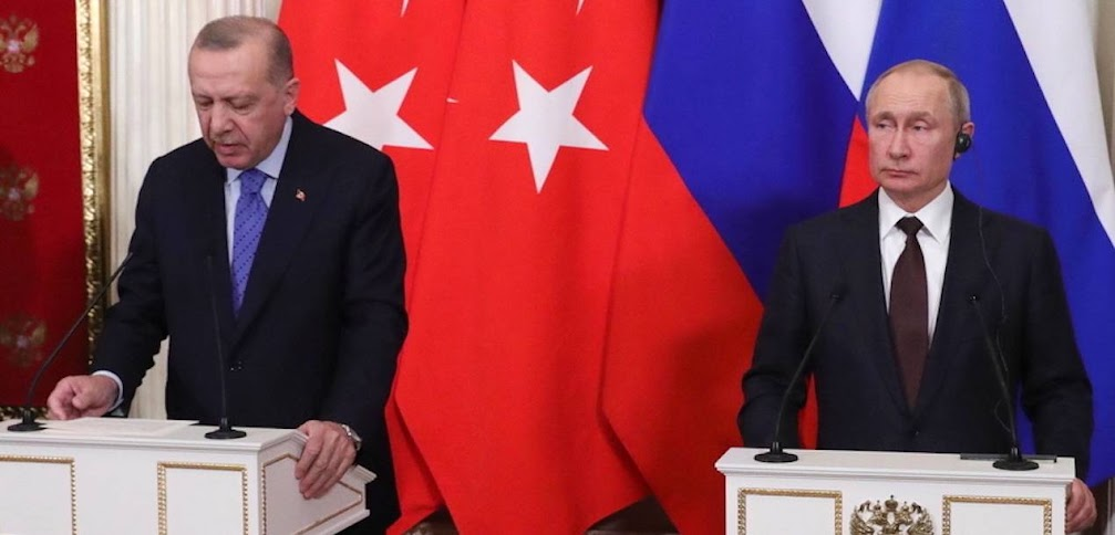 Η συνάντηση Πούτιν - Μπάιντεν και ο «εφιάλτης Ερντογάν»