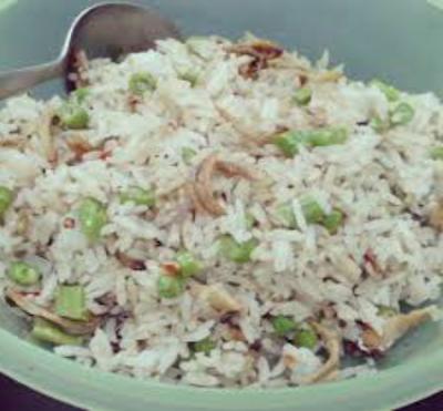 Resep Nasi Goreng Putih Enak
