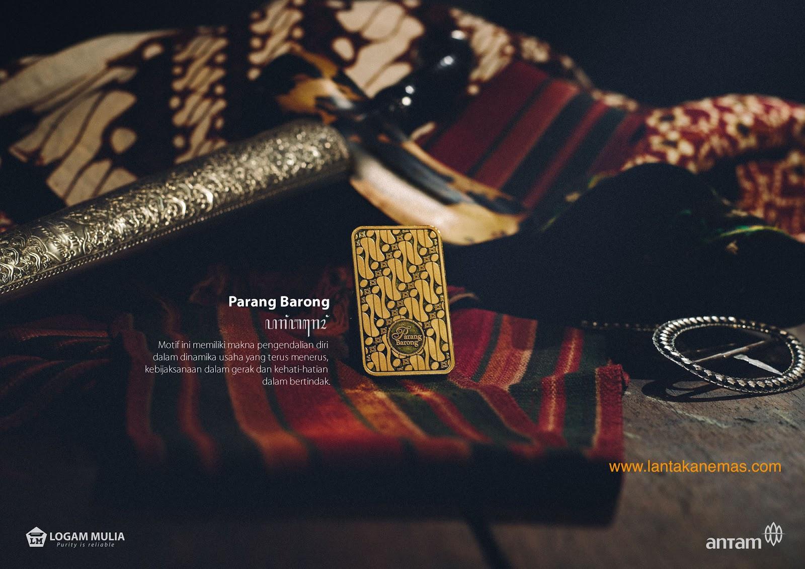 Batik Dan Logam Mulia Oleh Naftalia Kusumawardhani Halaman All