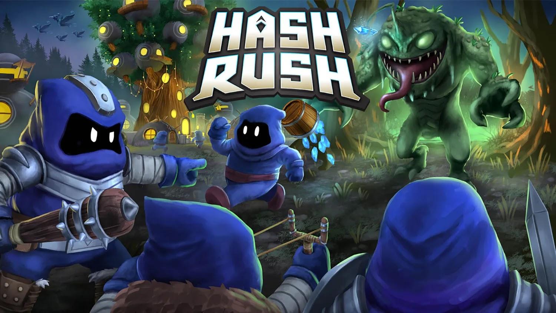 Игра Hash Rush