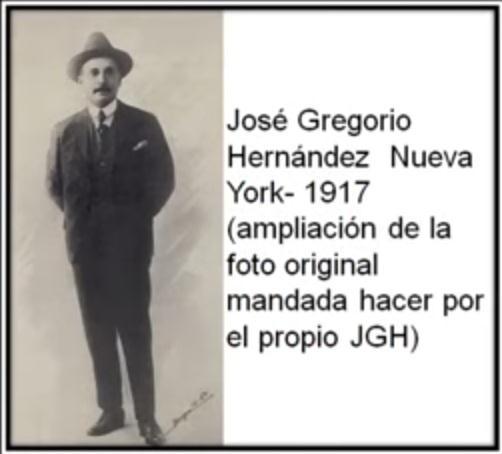 Video Historia E Imagenes Reales Dr Jose Gregorio Hernandez A 153 Anos Del Natalicio