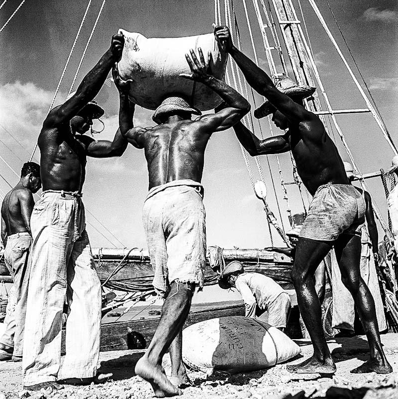Exposição retrata visão do fotógrafo francês Pierre Verger sobre o Maranhão