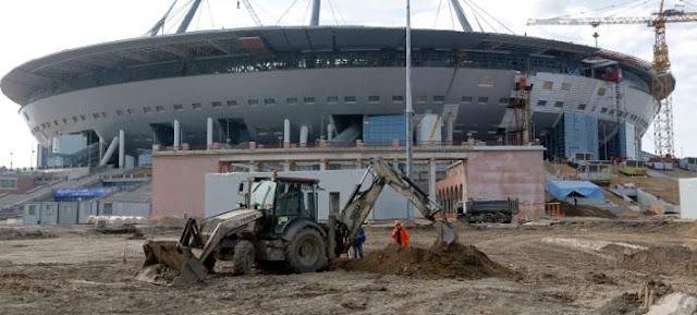 «Σκλάβοι» από τη Β. Κορέα φτιάχνουν τα γήπεδα στη Ρωσία για το Παγκόσμιο Κύπελλο