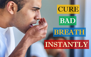 How To Cure Halitosis Or Bad Breath