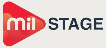 Logo milstage platform video baru pesaing youtube
