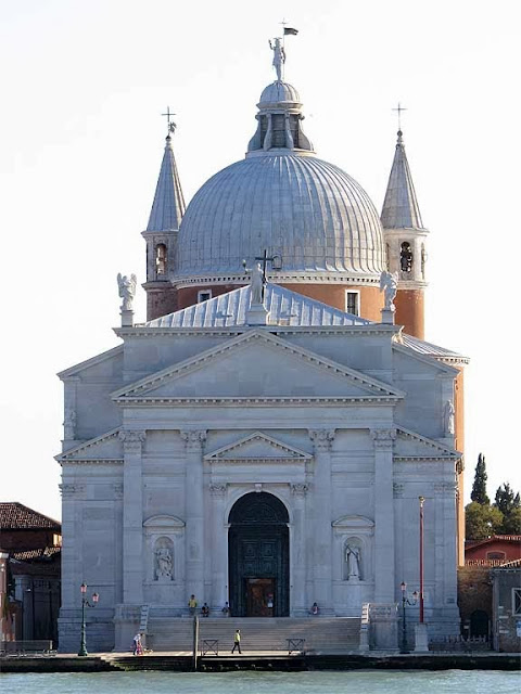 Church of the Most Holy Redemeer, Giudecca island, Venice