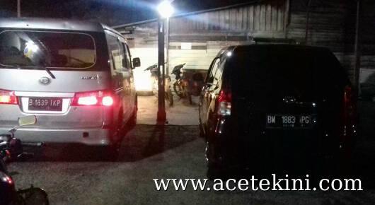 Diduga Hasil Curian, Polres Aceh Singkil Amankan Dua Unit Mobil Daihatsu