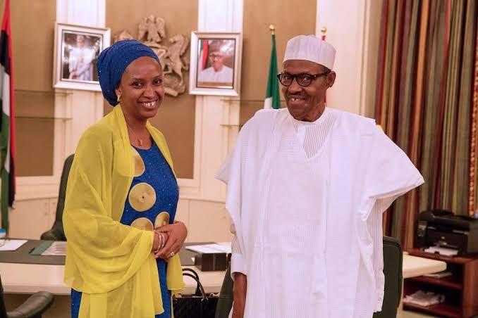 Buhari Fires Hadiza Usman,Approves Panel To Probe Nigerian Ports Authority