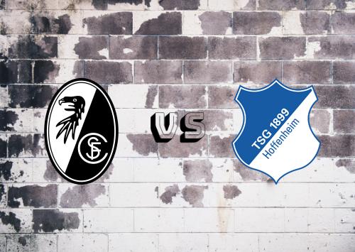 Freiburg vs Hoffenheim  Resumen
