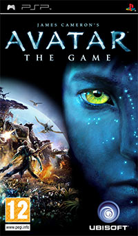 Avatar The Game [PSP - ISO - EUR] Español [MEGA]
