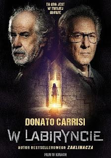 """""""W labiryncie"""" Donato Carrisi"""