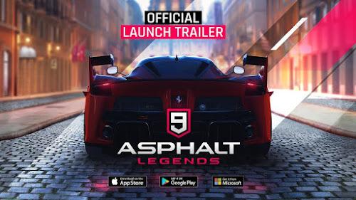Asphalt 9 Android