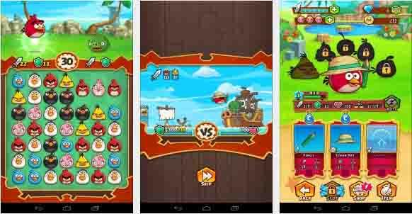 Angry Birds Fight v 2.4.9 Mod Apk Terbaru