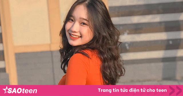 Nhan sắc xinh đẹp 'không tì vết' cùng ngoại hình 'vạn người mê' của hot teen xứ Huế