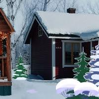 GenieFunGames - GFG Christmas Cottage Rescue