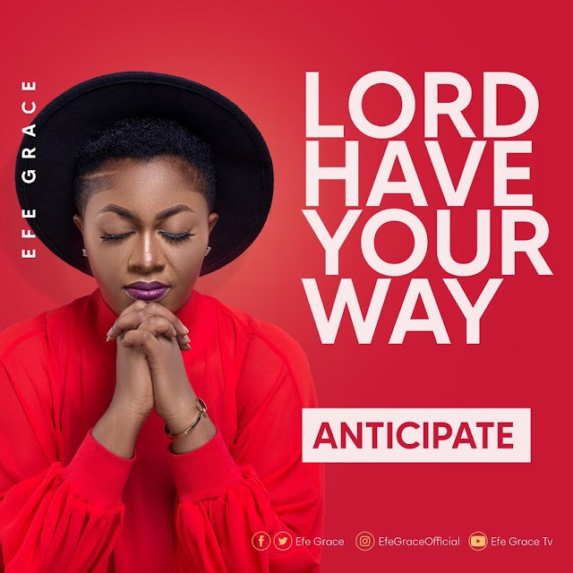 ANTICIPATE: Songstress Efe Grace set to release a new song very soon