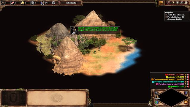 Age of Empires II: Definitive Editon Campaña