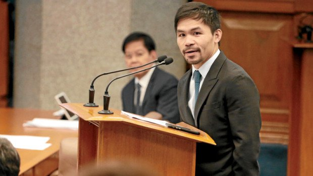 Senator Manny Pacquiao Proposes 'National Bible Day' For Every Last Monday Of January! Full Story Here!