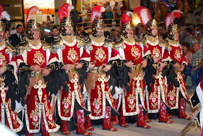 Fiestas de Moros y Cristianos en Calpe del 19.- 22.Octubre 2012, Mario Schumacher Blog