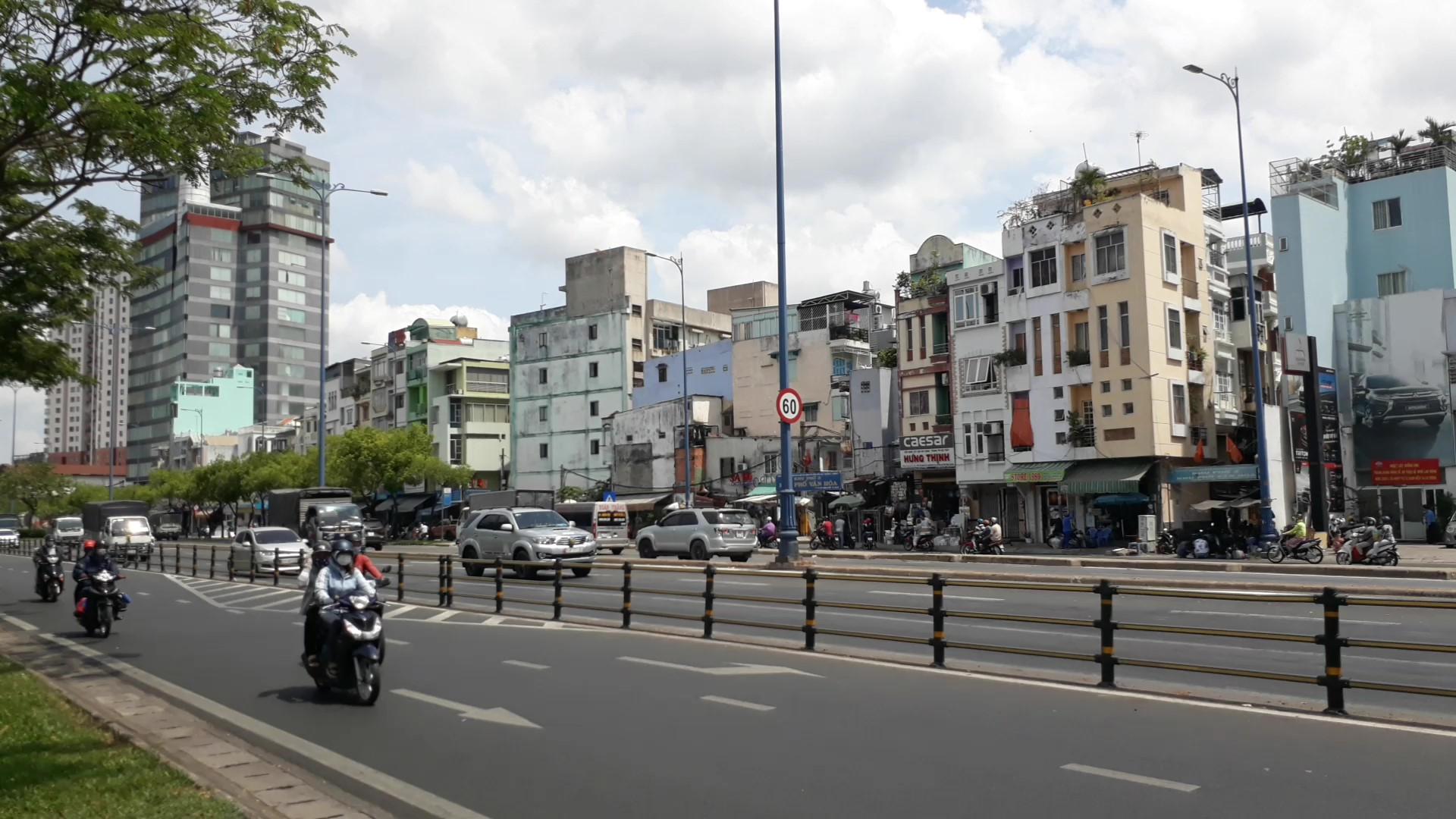 Bán nhà Mặt tiền Võ Văn Kiệt phường 1 Quận 5 gần cầu Chữ Y