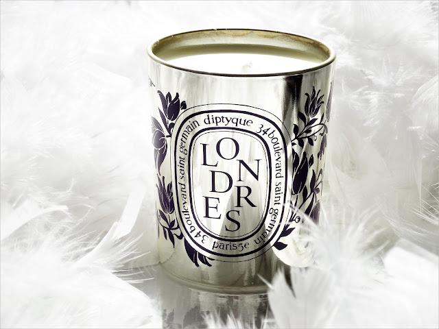 avis Londres de Diptyque, diptyque, bougie parfumee, blog bougie, scented candle, avis bougie, avis diptyque, candle review, london diptyque