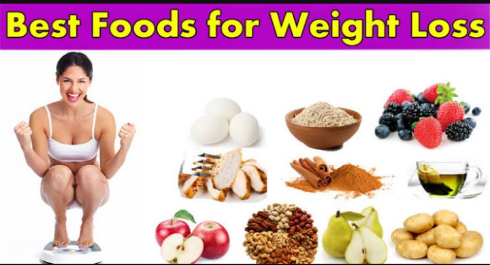 Healthy foods to lose weight and give new life to your body