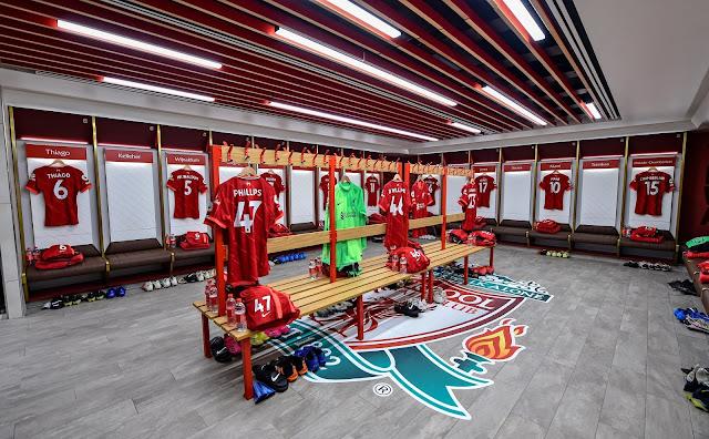 قميص ليفربول الجديد للموسم المقبل 2022