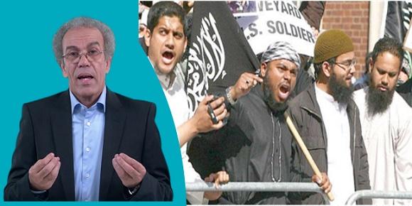 احمد عصيد الاسلام المسلمون