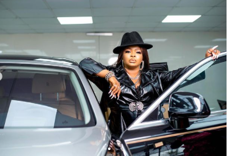 Check out Beautiful Photos of Dayo Amusa as she celebrates her 38th birthday in Style (Photos)
