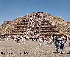 Aztek dan Sejarah Mexico City