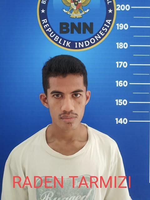 BNNP Jambi Berhasil Tangkap Satu Tahanan yang Kabur