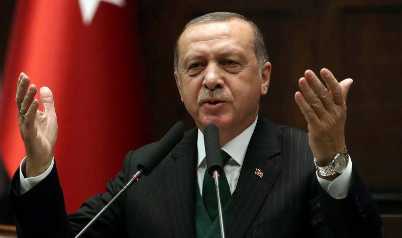 Στροφή 180 μοιρών Ερντογάν: Θέλουμε ειρήνη και όχι άλλες εντάσεις με την Ελλάδα