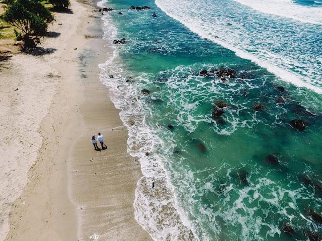 pasir putih pantai menganti, foto pasir putih pantai menganti, foto pasir putih pantai menganti kebumen