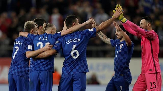 Play-off Piala Dunia: Swiss dan Kroasia Rebut Tiket ke Piala Dunia 2018