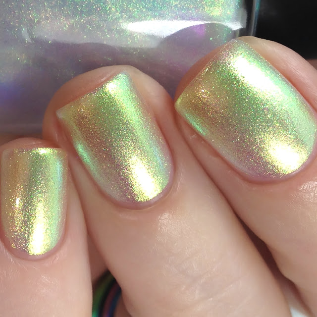 Ethereal Lacquer-Silver Crystal