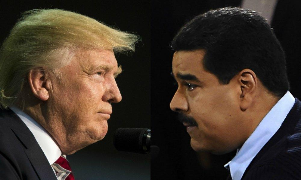 EUA-cerco-maduro-trump-venezuela